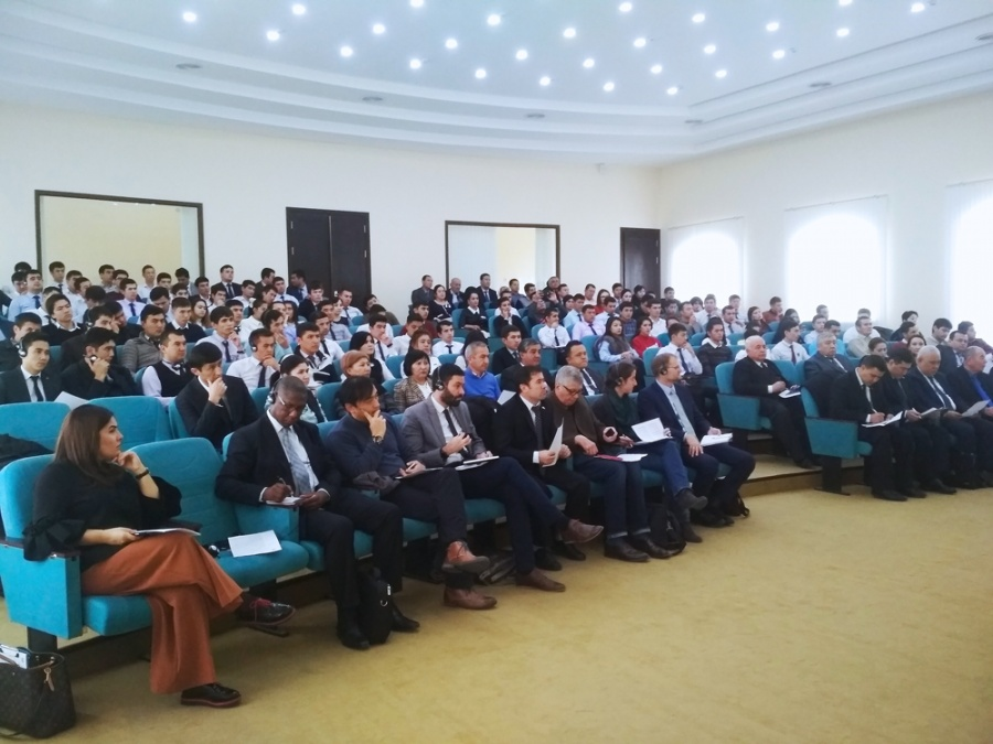 Water cooperation in Central Asia: experience, benefits and further development