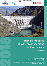 Training modules on water management in Central Asia D I G E S T