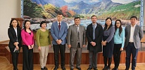USAID and CAREC met with national partners of Smart Waters project in Kyrgyzstan