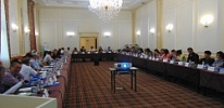 Training on International water law held in Bishkek