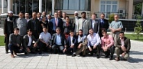 International training-workshop on the exchange of experience between Water Users Associations of the Islamic Republic of Afghanistan and the Republic of Tajikistan