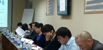 New knowledge – new possibilities: training for the Department for Water Resources and Land Reclamation of the Kyrgyz Republic