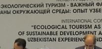 Outlook to the future - ecological tourism: CAREC participates at the International Conference on Ecotourism